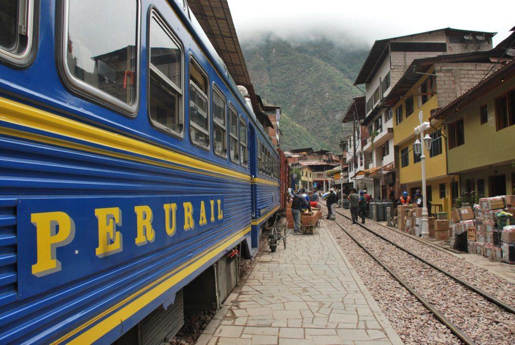 Machu Pichu Train