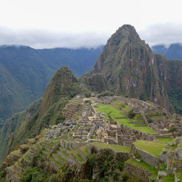J290 : Machu Pichu, visite d'un mythe