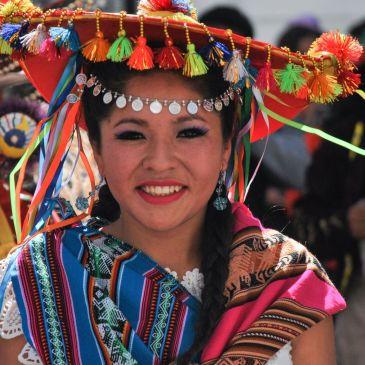 J 308 à 312 : Episode urbain Bolivien : Passage au large de La Paz et découverte de Sucre