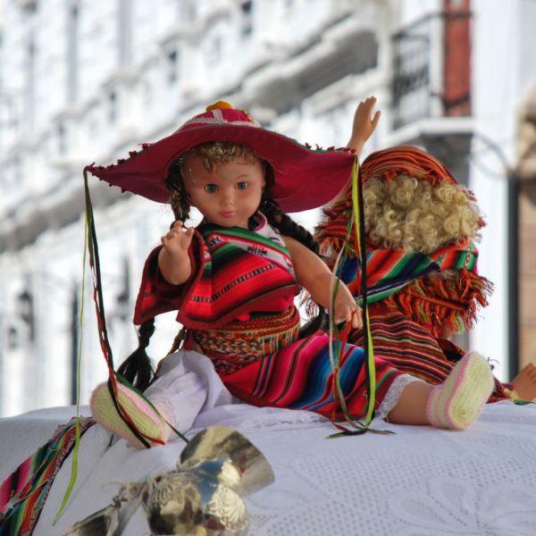 Bolivie_Fête