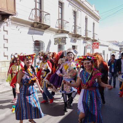 Bolivie_Procession