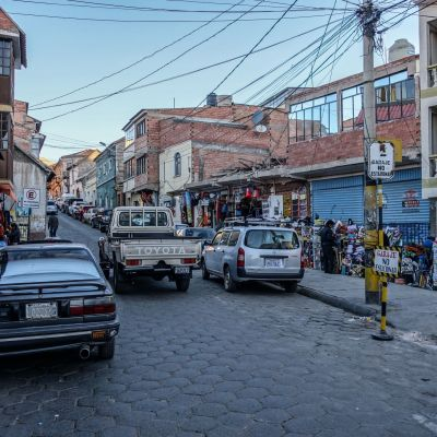 Bolivie_Potosi_Rue