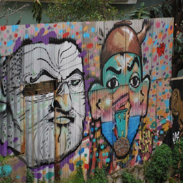 Fresque_Valparaiso_Chili