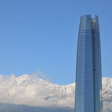 J 344 à 349: Santiago du Chili: Une capitale au pied des Andes