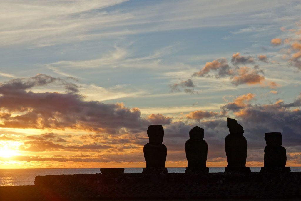 Ile de paques_sunset
