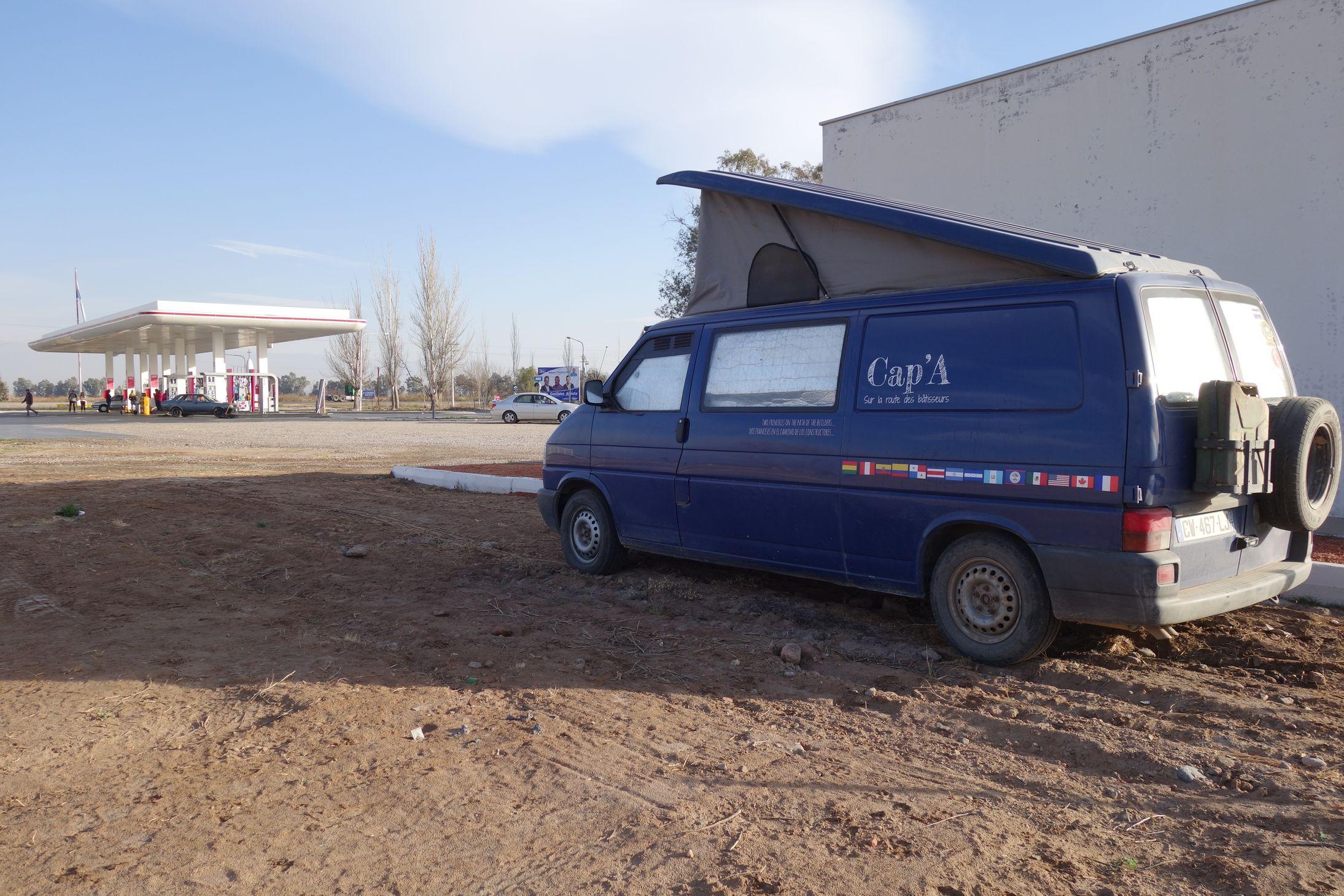 Argentine_Station Service