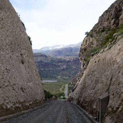 Carretera Austral_route