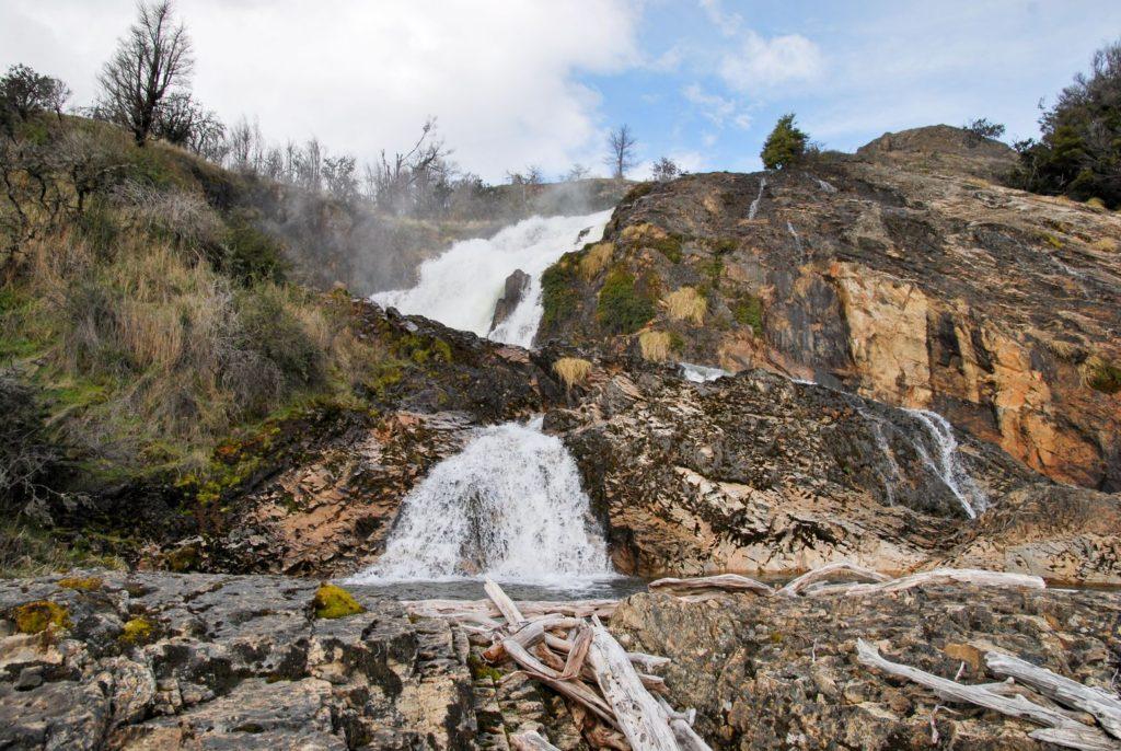 Carretera Austral_waterfall