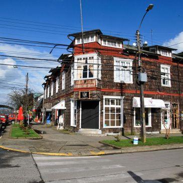 J 372 à 374 : Puerto Varas, Puerto Montt et les environs
