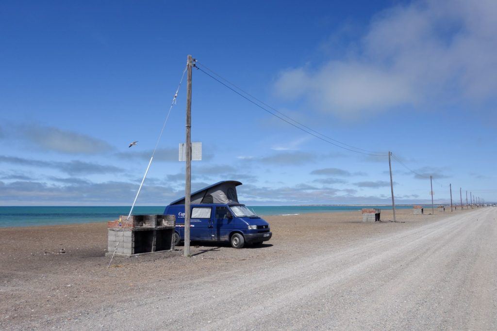 Chubut_Bivouac Playa union
