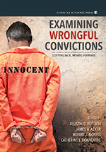 Examining Wrongful Convictions book jacket