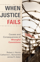 When Justice Fails book jacket