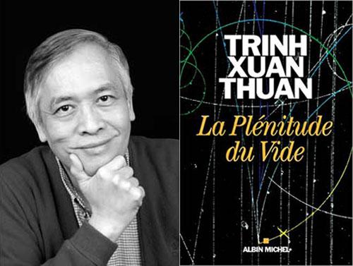 """Résultat de recherche d'images pour """"trinh xuan thuan"""""""