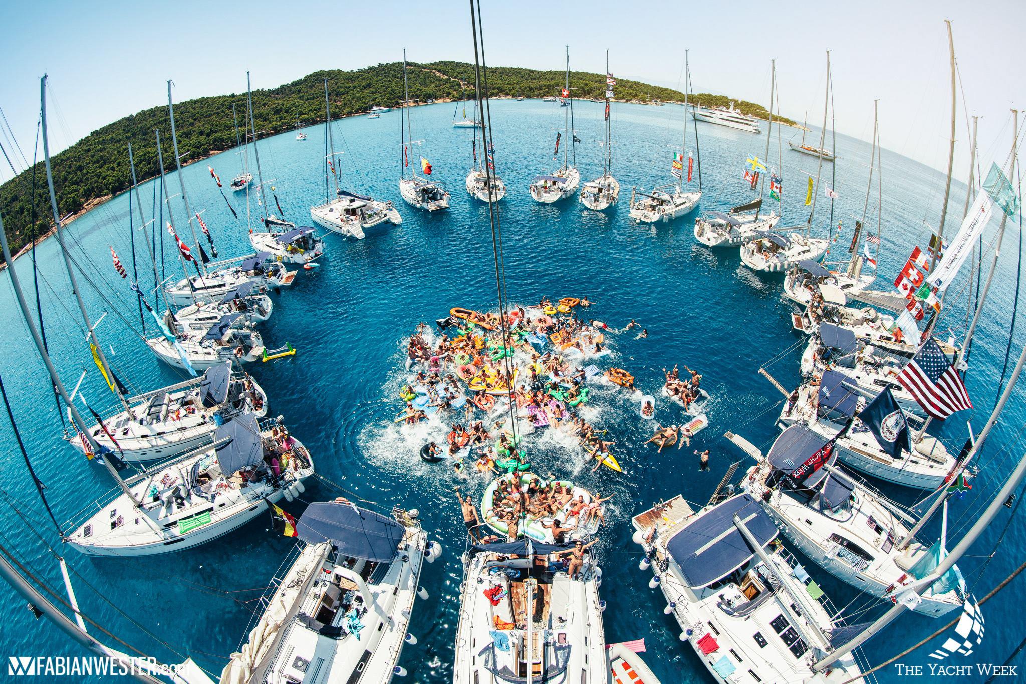 Les Antilles : un sacré paradis pour la navigation