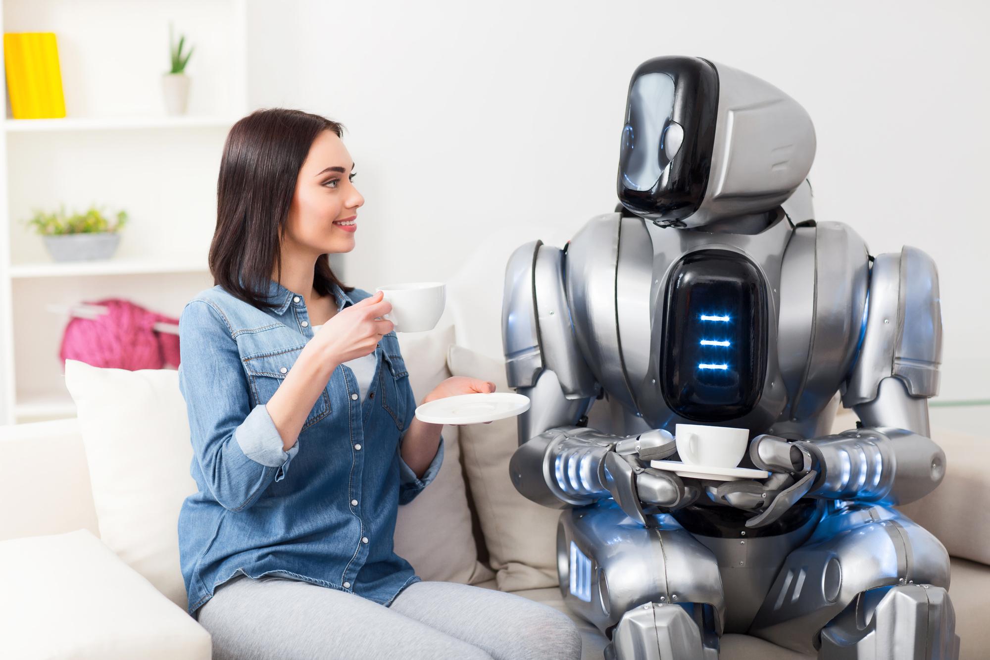 ロボットやaiの進化で仕事が減少する?その前に考えてみた結果 株式会社キャパ Capa Inc