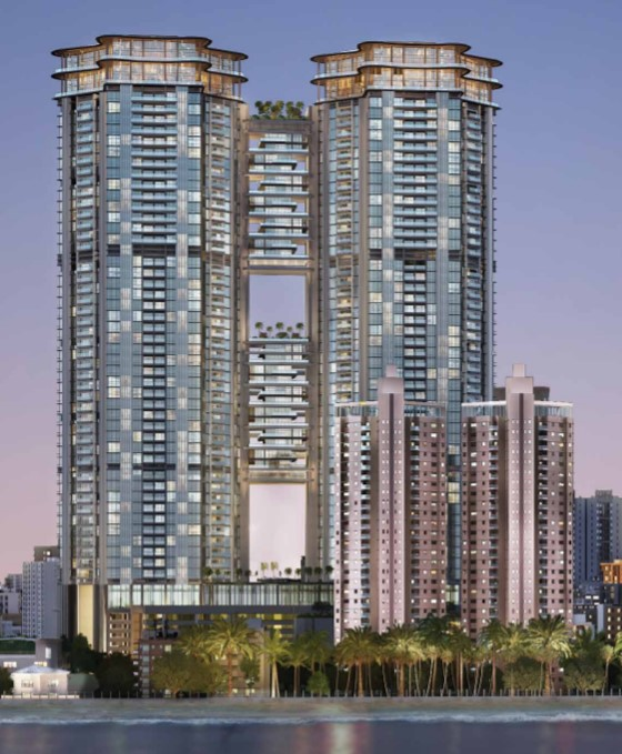 Wadhwa Hubtown 25 South, Mumbai, MMR