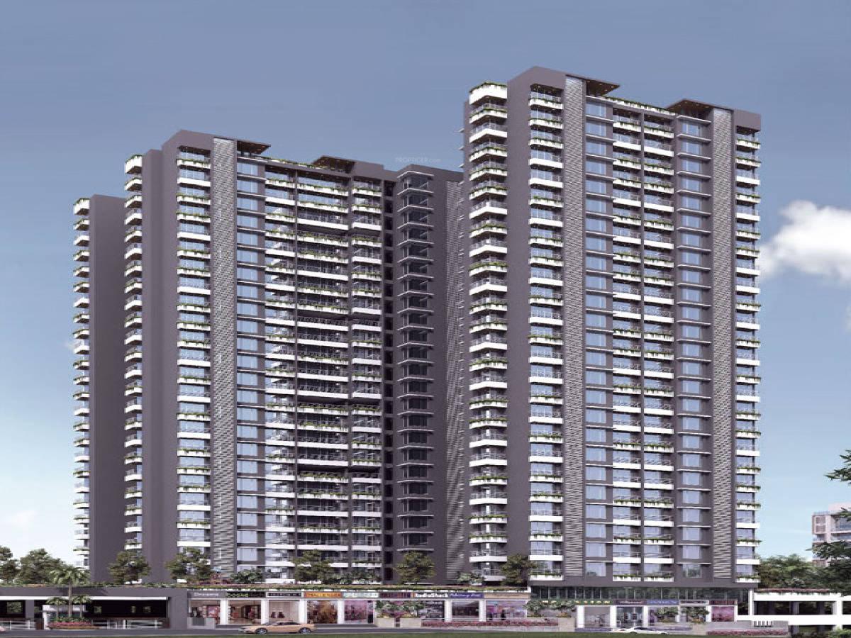Wadhwa Platina, Mumbai, MMR