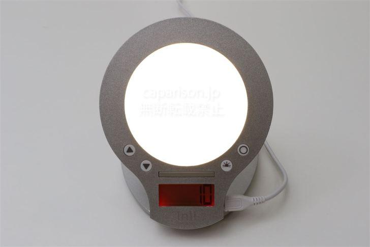 Inti4_LED点灯最大レベル