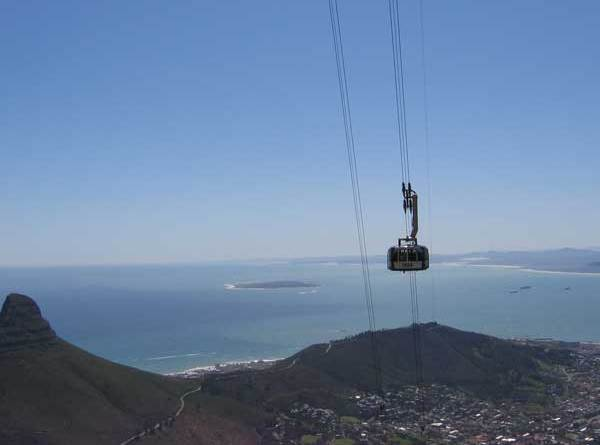 Table Mountain Cable-car