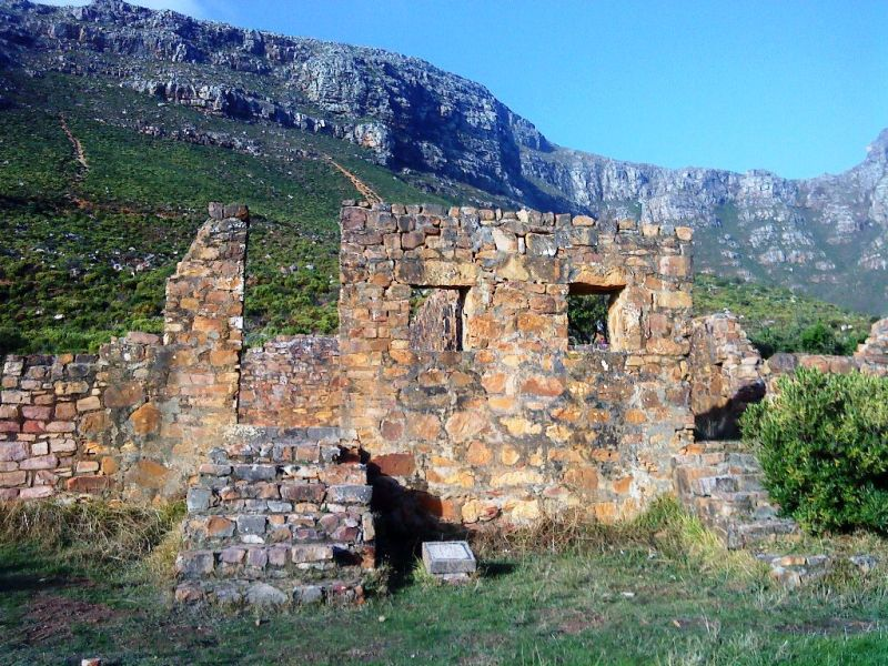 East Fort, Hout Bay