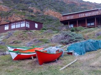 Smitswinkel Bay fishing boats
