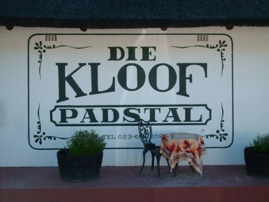 Die Kloof Padstal, Montagu