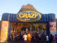 Table Mountain Challenge 2010 start