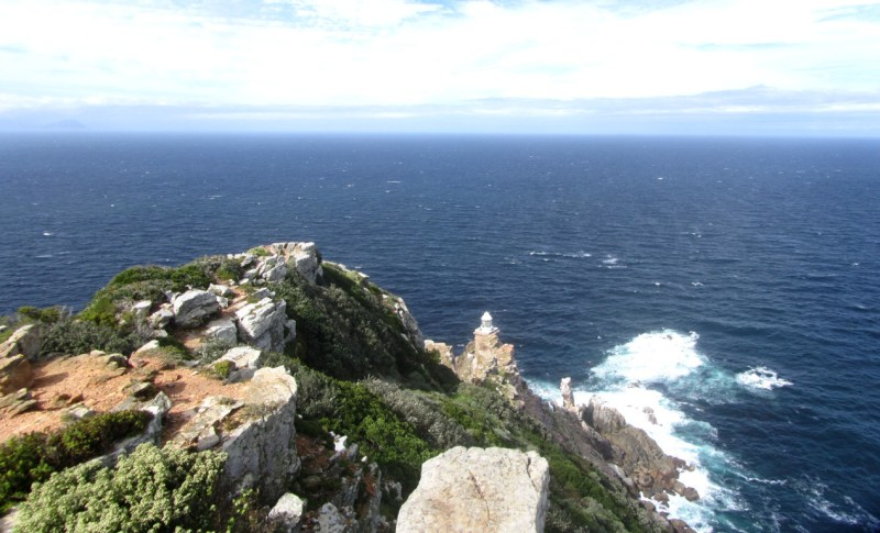 New lighthouse, Cape Point Nature Reserve