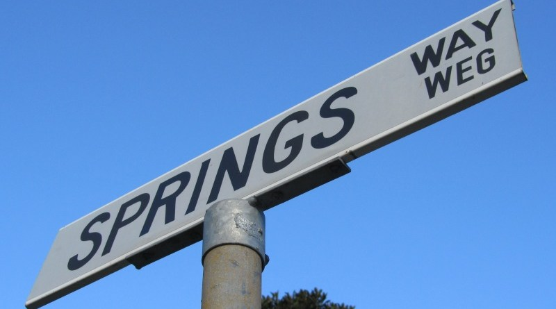 Springs Way, Newlands