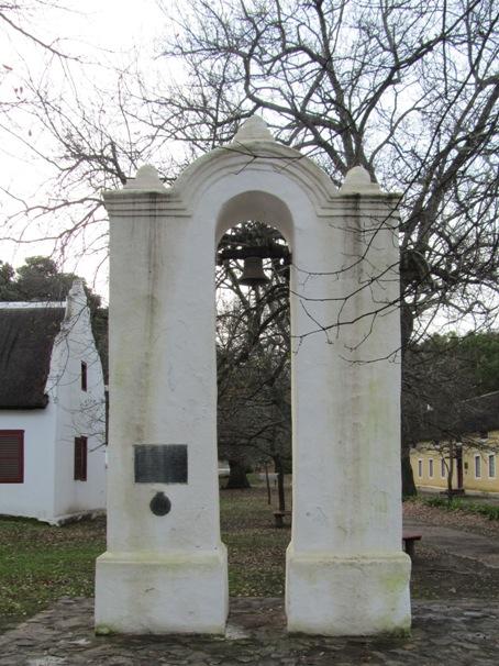Slave Bell, Moravian Church, Genadendal