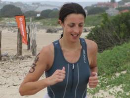 Chloe Gojon, Stilbaai Triathlon 2012
