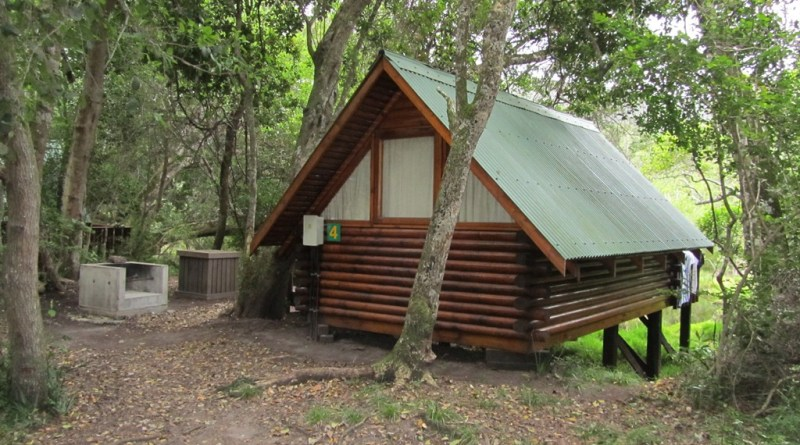Forest Hut at De Vasselot, Nature's Valley