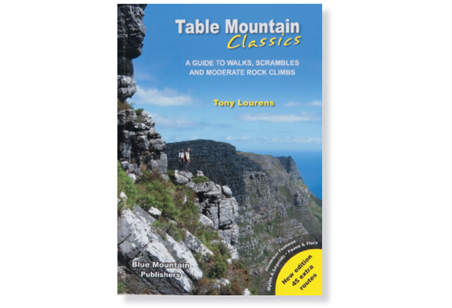 Table Mountain Classics by Tony Lourens