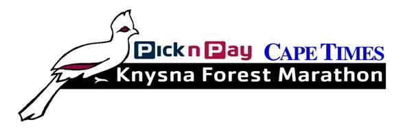 Knysna Forest Marathon logo
