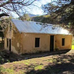 Old Toll House, Garcia's Pass