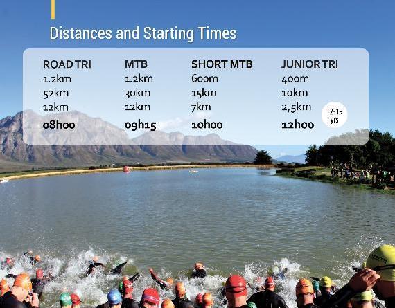 Slanghoek Triathlon