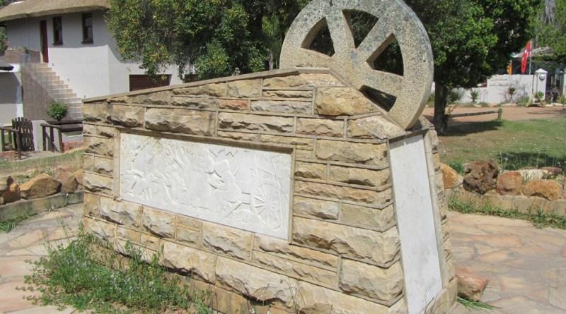 Sarel Cilliers Memorial, Clanwilliam