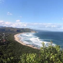 Nature's Valley panorama