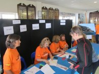 Registration for the 2012 Peter Creese Lighthouse Race at Fish Hoek Lifesaving Club