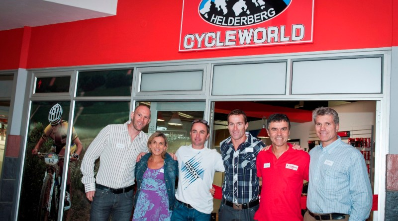 Specialized Helderberg Cycle World