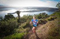 Landie Greyling, Featherbed Trail Run