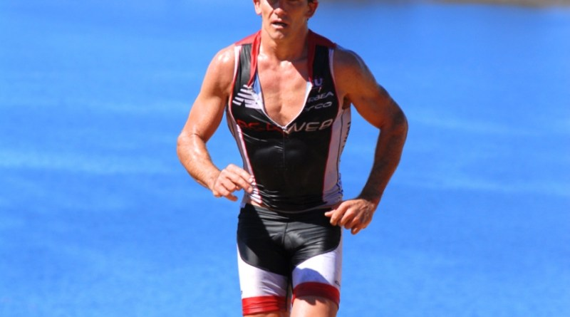 Stuart Marais during the 2013 TOTALSPORTS XTERRA SA Champs