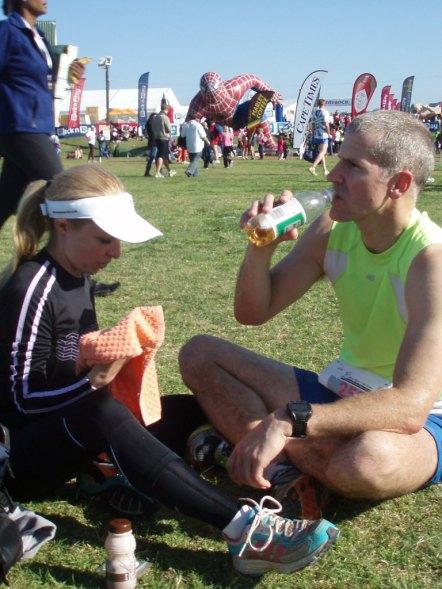 Knysna Forest Marathon recovery 2013