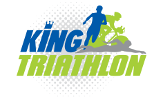 King off-road Triathlon logo