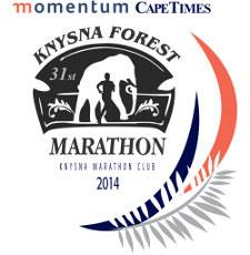Momentum Cape Times Knysna Forest Marathon logo