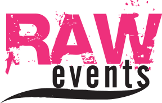 Raw Events logo
