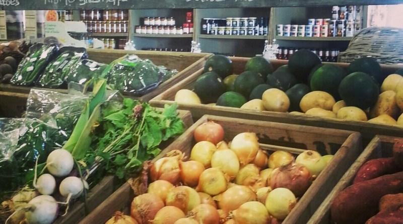 Fresh produce, Houw Hoek Farm Stall