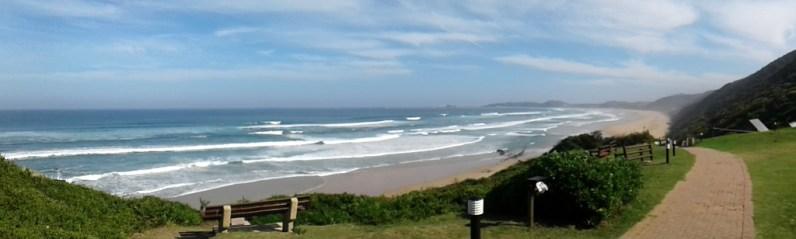 Brenton-on-Sea beach