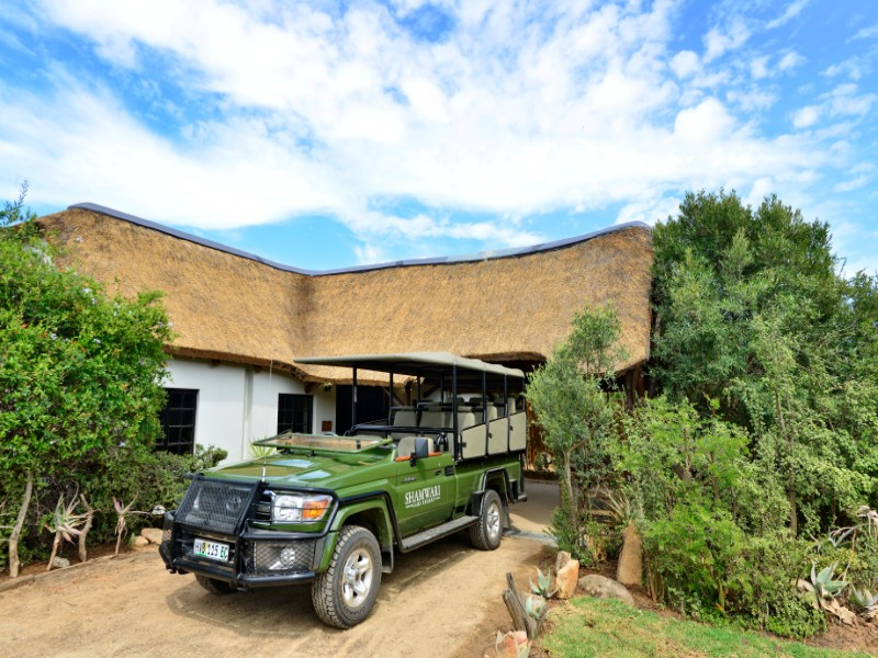 Lobengula Lodge Game Drives