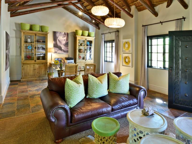 Lobengula Lodge Lounge